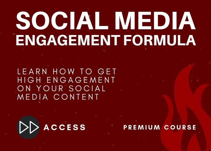 Social Engagement Formula